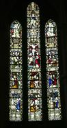 Chancel window 4